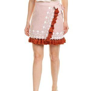 Tularosa Hyde Wrap Skirt